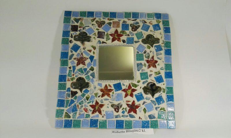 """Keraminė mozaika """"Dabišei""""30"""