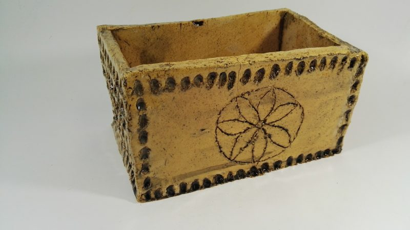 """Keraminė dėžutė """"Auskarams"""""""