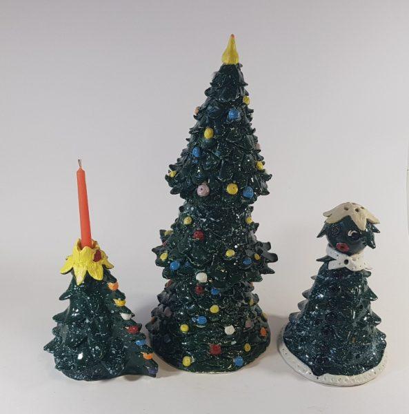 """Keraminė skulptūrėlė """"Kalėdų puošmenos""""7"""