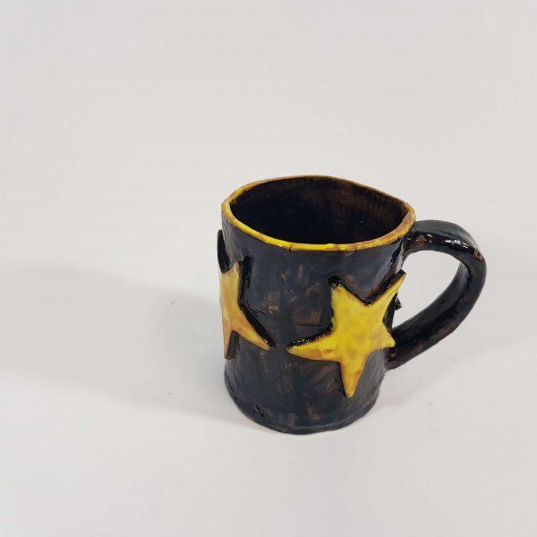 """Keraminis puodelis """"Mano žvaigždė"""""""